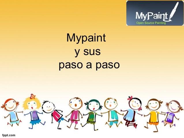Mypaint y sus paso a paso