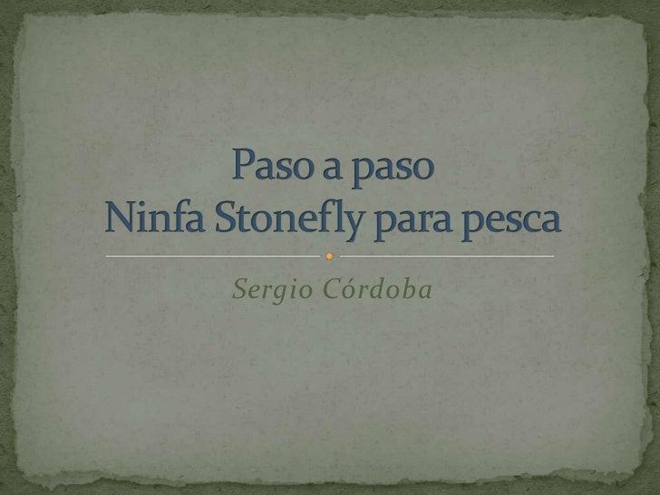 Sergio Córdoba