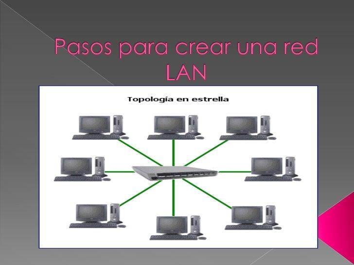 PASO1  Tener a la mano los insumos necesarios  para realizar la conexión de Area Local  LAN (cables UTP, ponchadota, corta...