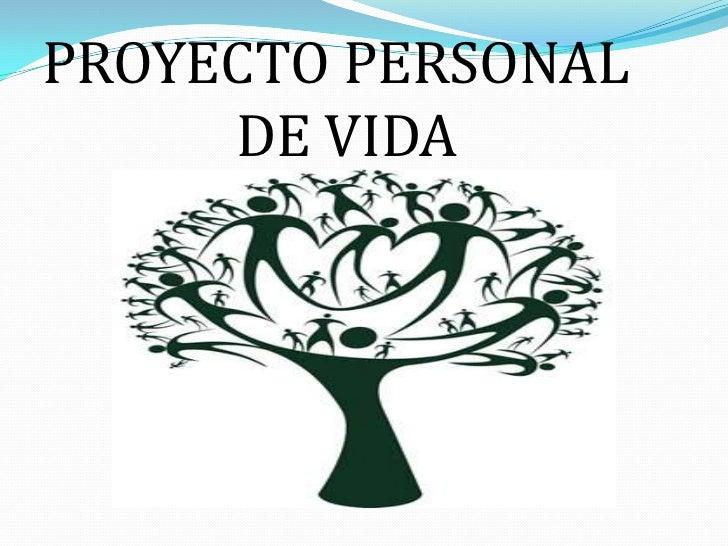 Pasos para definir proyecto de vida personal