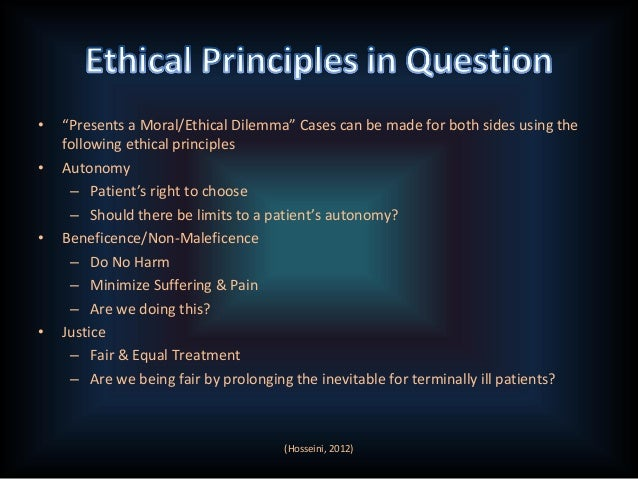 ethical perspective on assisted suicide Keywords: aid in dying, assisted suicide, end-of-life care, nurse role in end-of-life  care  nurses association center for ethics and human.