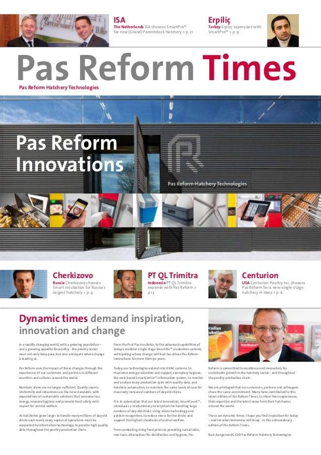 Pas Reform Times 2012