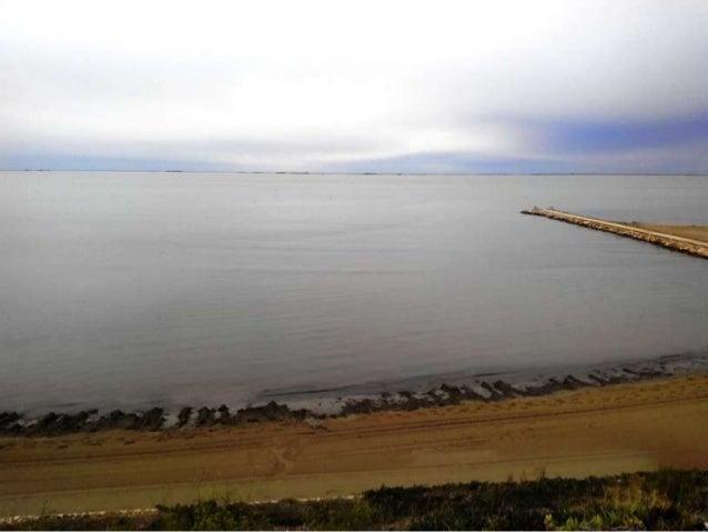 Passeig marítim de La Ràpita al novembre...
