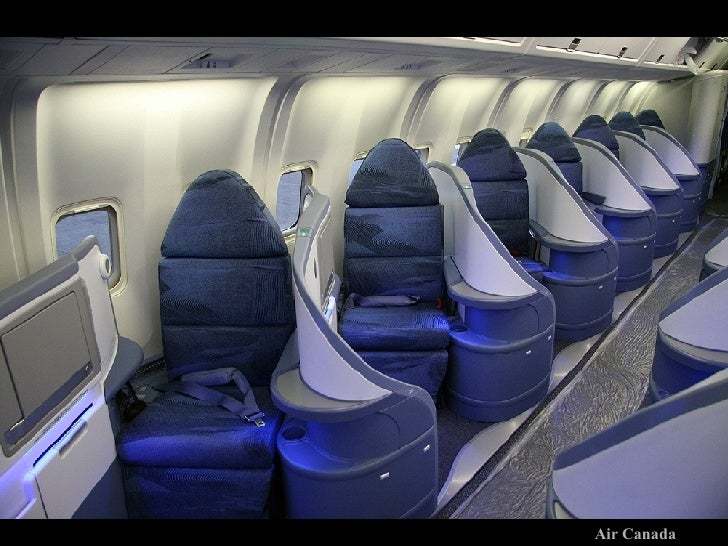 Passenger Cabins in Aircraft