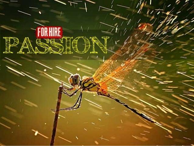 Passion For Hire: Sagar Mandal's Visual Resume