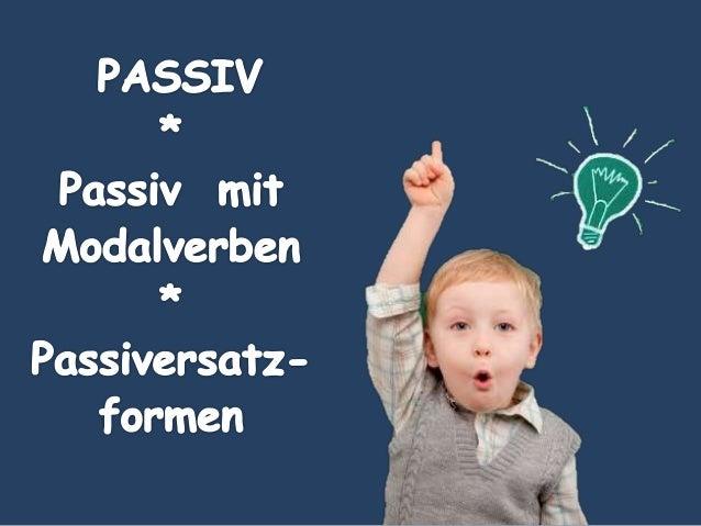 Passiv Präsens werden - Partizip II