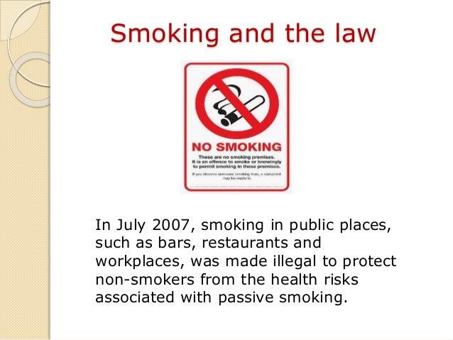 Essay no smoking