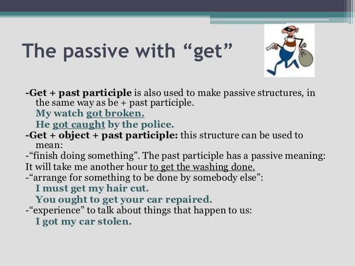 how to get rid passive voice
