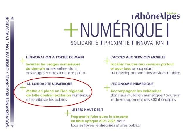 Juin 2013 Présentation dispositif Pass NumériqueLe Pass NumériqueContexte• Renforcer la culture, les compétences et l'incl...
