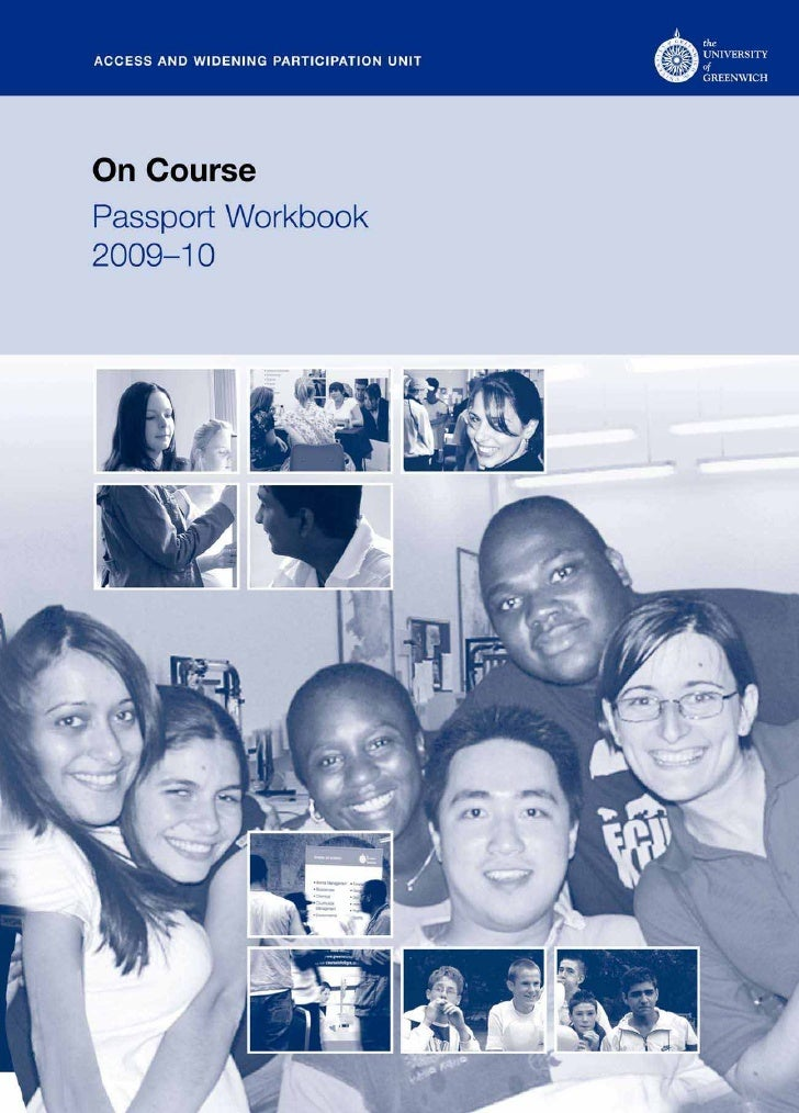 Acknowledgments The passport workbook incorporates materials from the following sources:  University of the First Age (200...