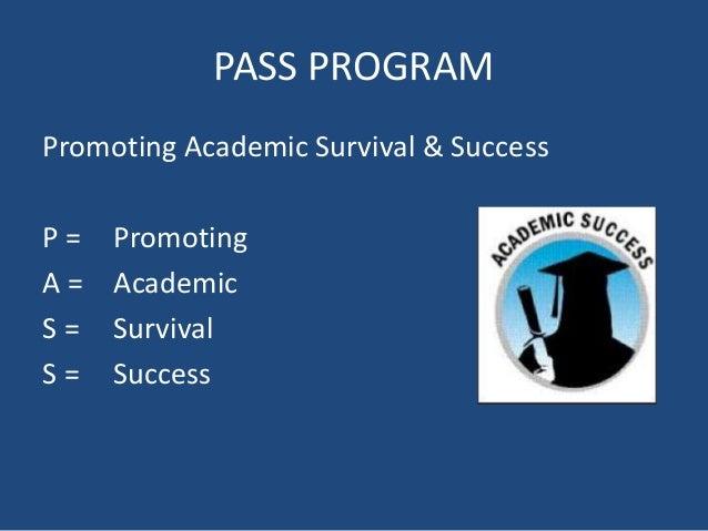 PASS Program Presentation