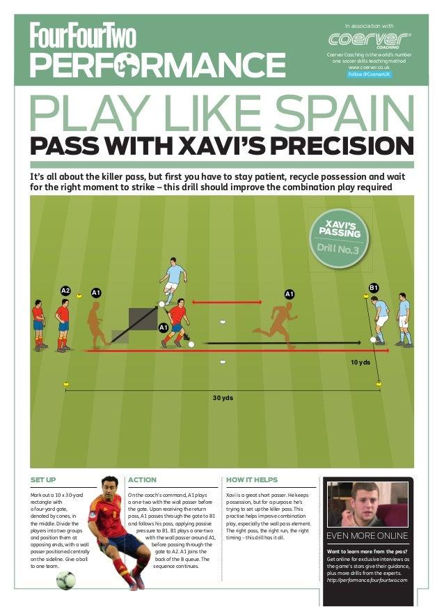 Pass with xavi's precision (3)