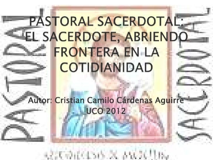 Autor: Cristian Camilo Cárdenas Aguirre                UCO 2012