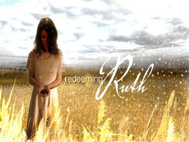 "REDEEMING RUTH #1: ""GOD'S HAND IN OUR SUFFERING"""