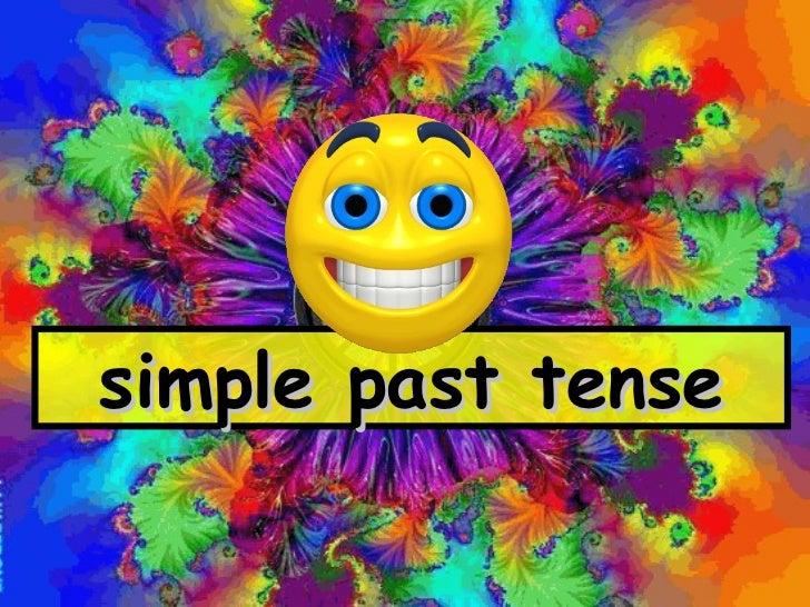 simple past tense
