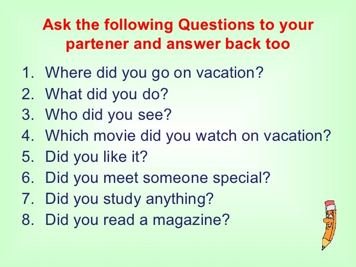 Funny Questions To Ask Your Friends - Info