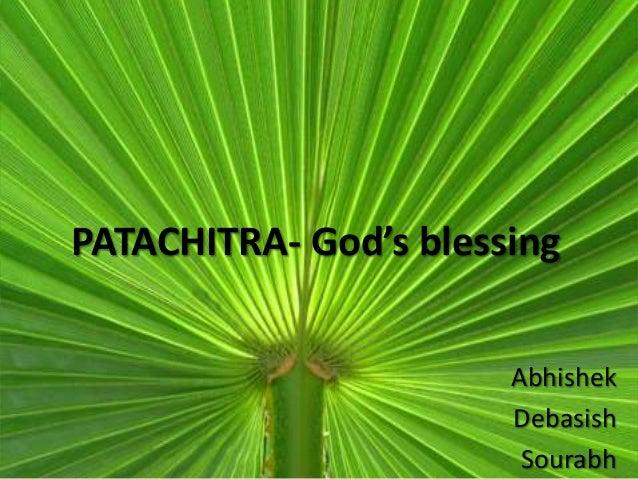 PATACHITRA- God's blessingAbhishekDebasishSourabh