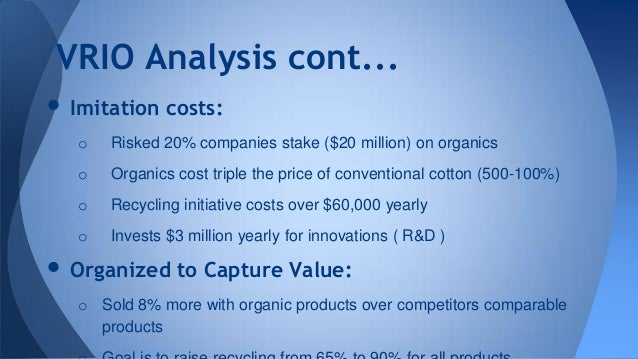 patagonia case analysis 2015-3-8 patagonia is a clothing manufacturer that follows a socially responsible business model first established in 1972, this outdoor clothing maker has always emphasized the importance of doing the right thing the brand has grown to an over $300 million per year enterprise because the goal of the.