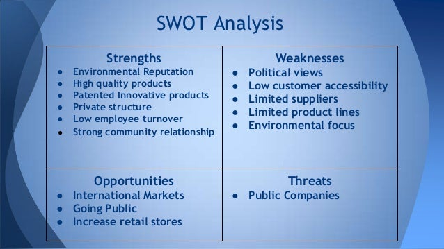 swot 2 essay With the use of 2 types of popular analysis - pest and swot analysis, it could help comprehensively and effectively evaluate the strength and weakness, opportunities and other environmental factor like political, economic, social and technology issue.