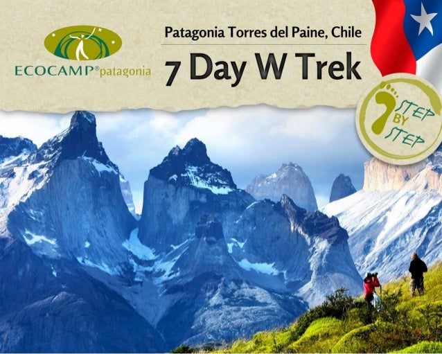 Patagonia W Trek Step by Step Travel Guide #Wtrek2013