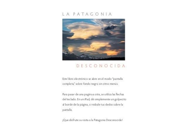 Patagonia desconocida
