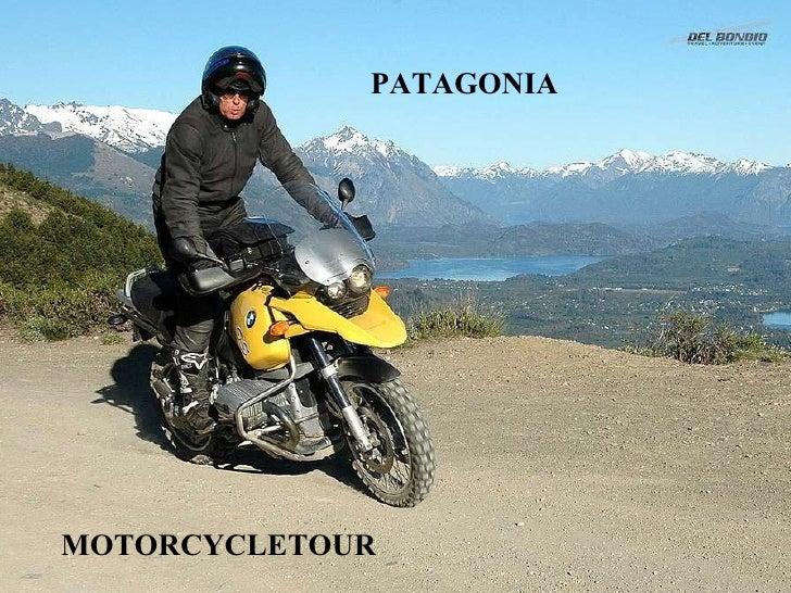 MOTORCYCLETOUR PATAGONIA
