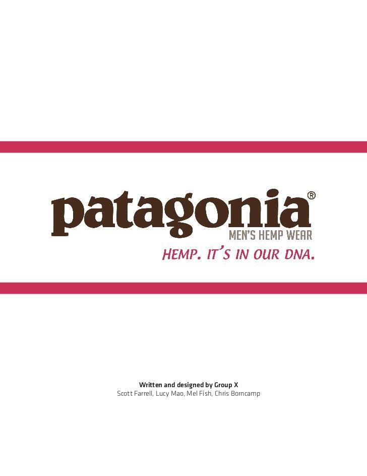 Patagonia Brief