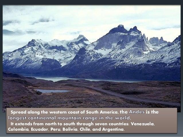 Patagonia Wonders of Nature