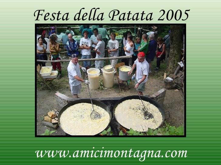 Festa della Patata 2005
