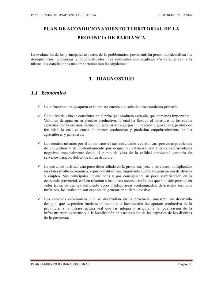 Pat de la provincia de barranca