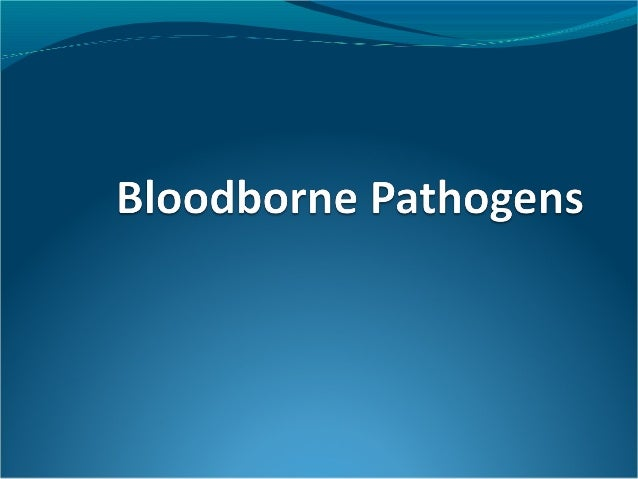 Why am I Here Today? To learn about against exposure to bloodborne diseases in my rotations.