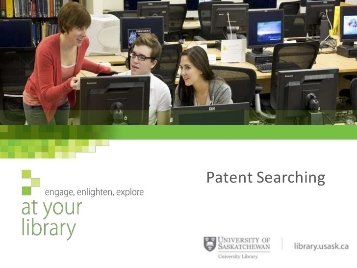 Patent information