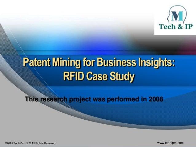 Data mining case study business