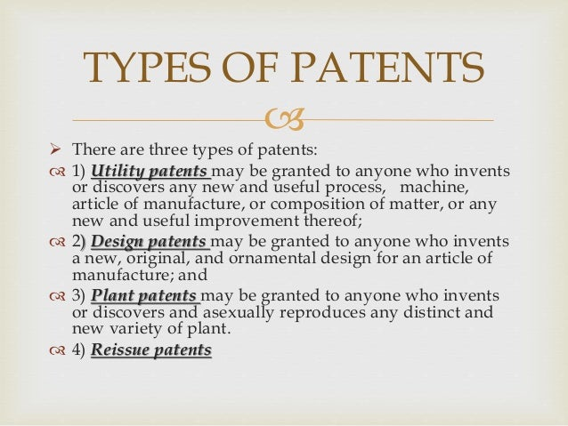 """the various types of patent rights The european patent with unitary effect, also called """"unitary patent"""", will be one of the possibilities when registering a european patent application it will be valid for the 25 signatory countries (all eu states except spain, italy and croatia)."""