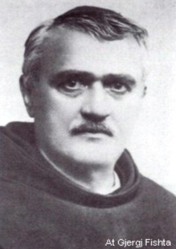 Pater Gjergj Fishta (1871-1940)