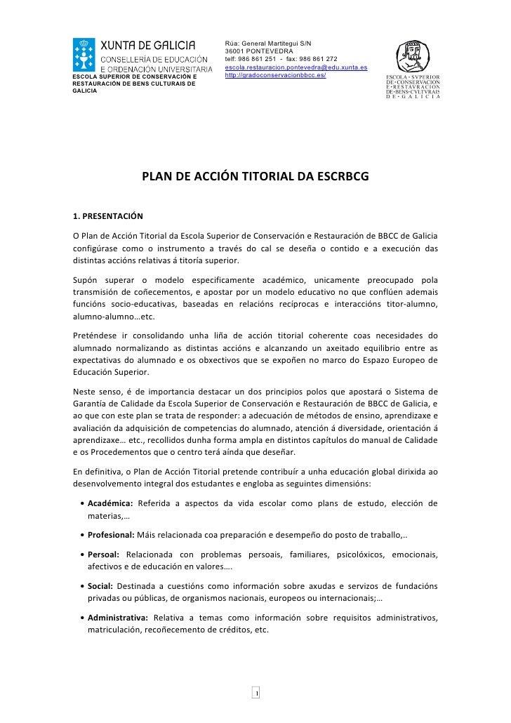 Rúa: General Martitegui S/N                                        36001 PONTEVEDRA                                       ...