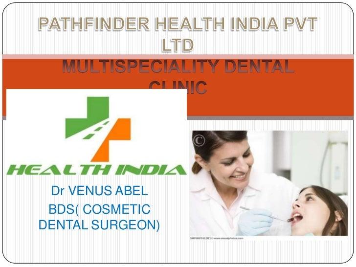 Pathfinder health india pvt ltd pptx