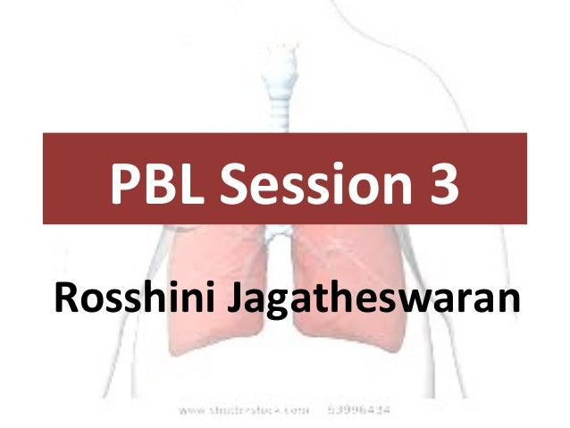PBL Session 3Rosshini Jagatheswaran
