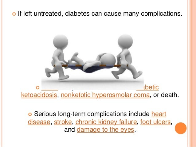 6 Emergency Complications of Type 2 Diabetes 6 Emergency Complications of Type 2 Diabetes new images