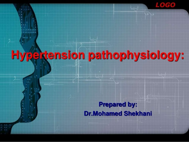 Pathophysiology hypertension.