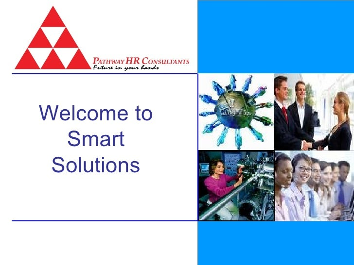 Welcome to Smart Solutions