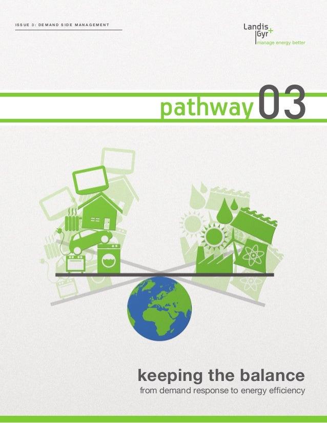 Landis+Gyr EMEA Pathway Magazine Issue 3: Demand Side Management