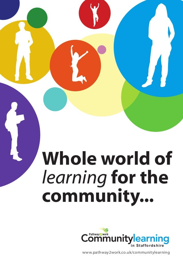 Pathway2work Community Learning Pack