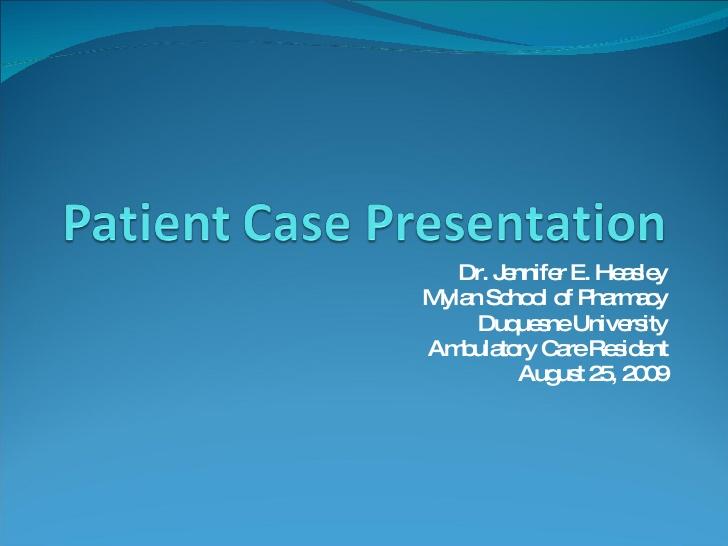 Medical case study presentation powerpoint - Fast Online Help