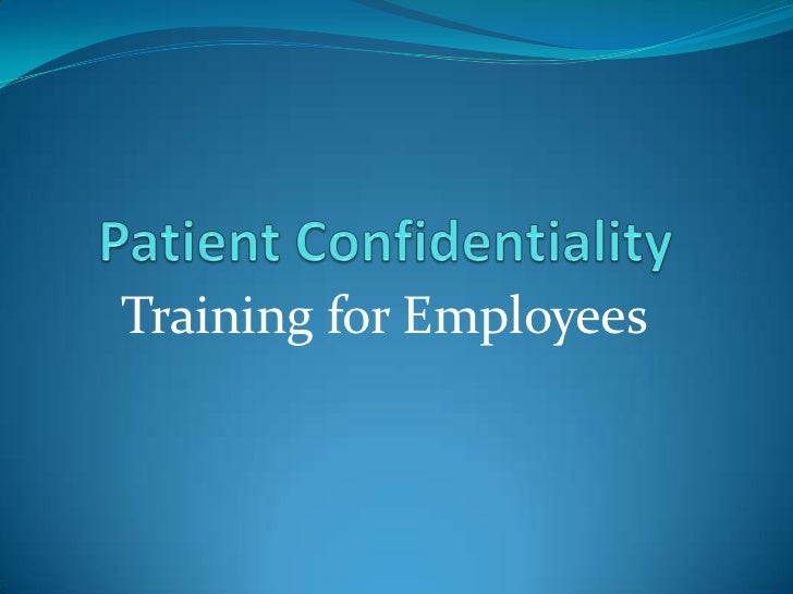 Training for Employees