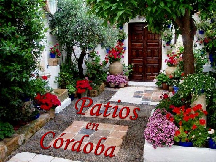 Patios en Córdoba