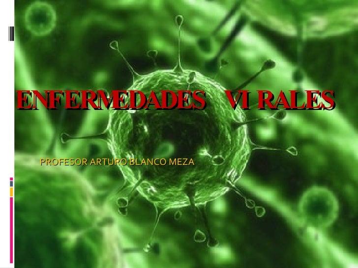 Patologías virales