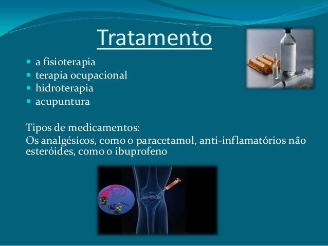 tipos de artrose