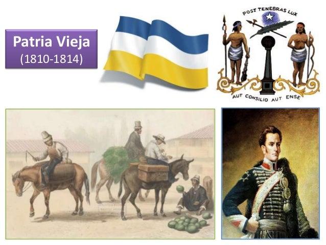 Patria Vieja (1810-1814)
