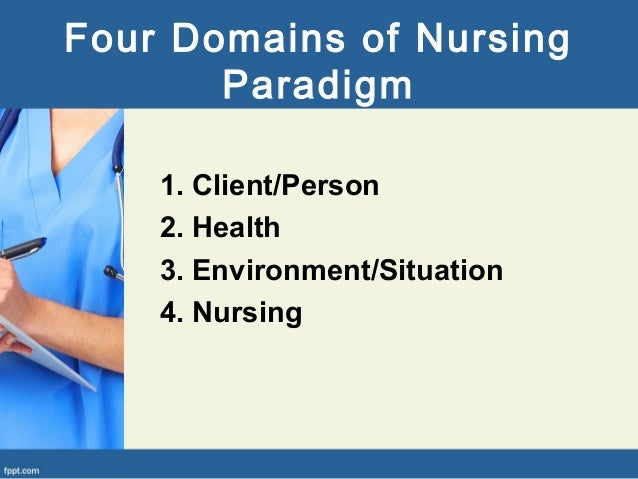 benner s domains of nursing Section iv: domains and core competencies of nurse practitioner practice    these competencies evolved from the work of patricia benner  the expectation  is for the competencies in the specialty areas of adult, family, gerontological,.